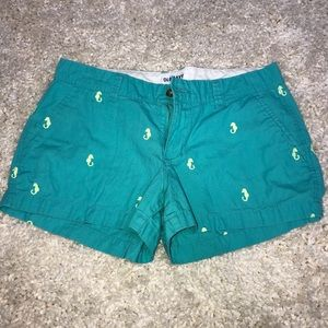 Old navy size 4 shorts.
